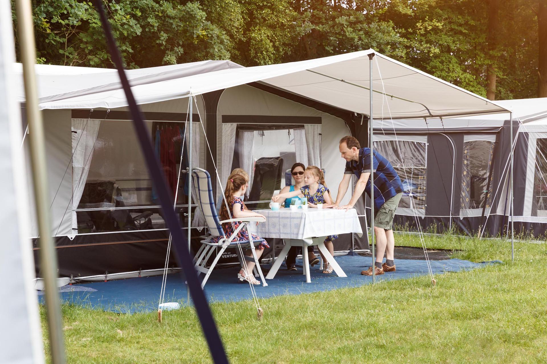 Korting Beekse Bergen Comfort kampeerplaats