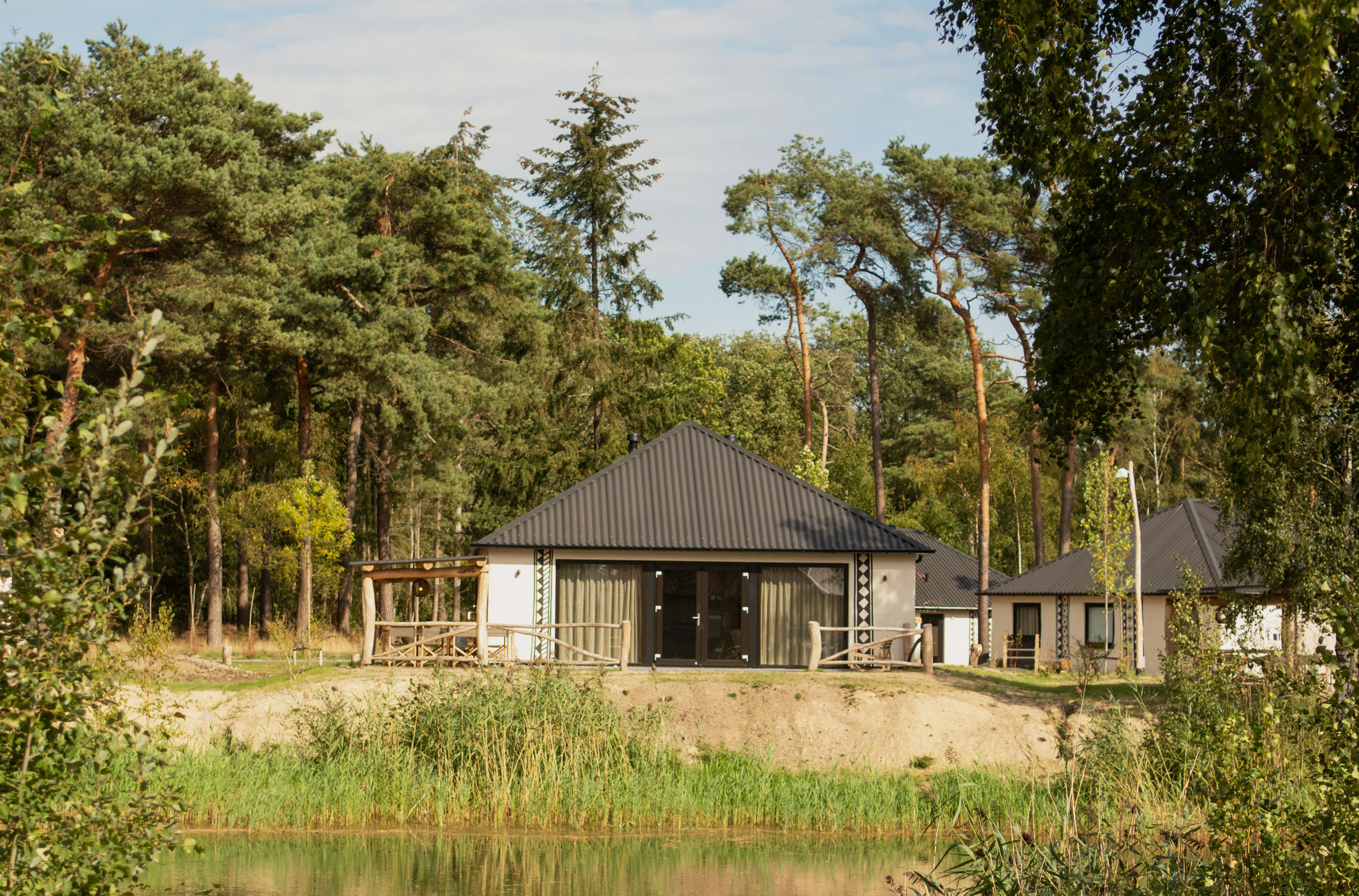 Korting Beekse Bergen Lodge Plus
