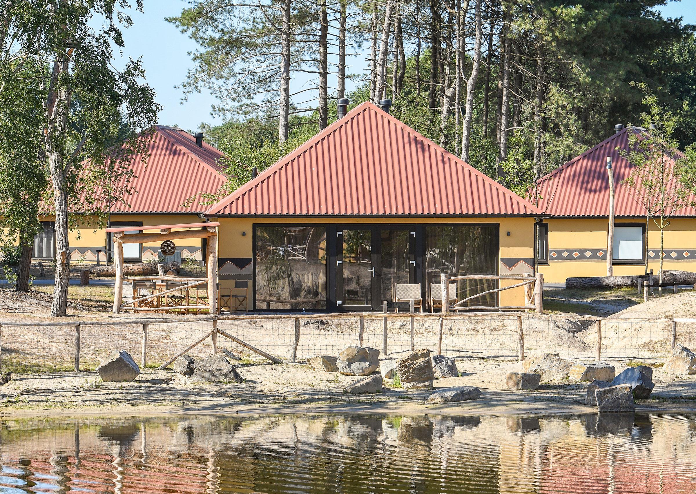 Korting Beekse Bergen Lodge