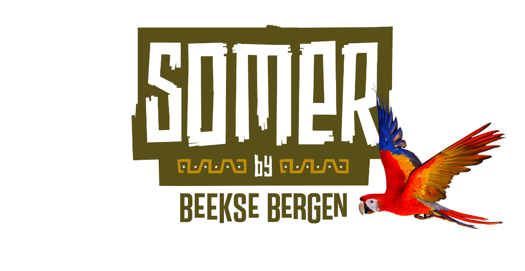 Logo met vogel